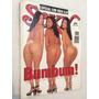 Revista Sexy Especial Musas Flavia Sara Tamires Miss Bumbum