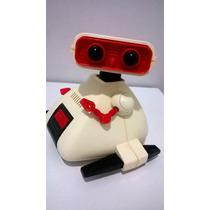 Robô Antigo Ding Bo Da Estrela Funcionando Robô De Brinquedo