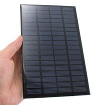 Painel Placa Solar 18v Celula Fotovotaica 2.5w