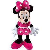 Boneca De Pelúcia Minnie Com Reconhecimento De Voz - Candide
