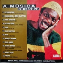 Cd / A Música Do Século 39 = James Brown, Free, Jimmy Cliff,