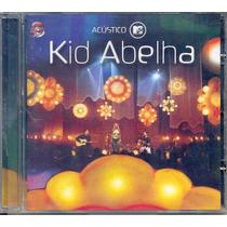 Cd Kid Abelha - Acústico Mtv - 2002