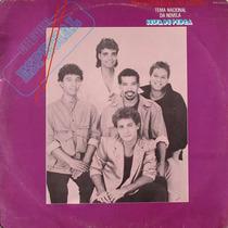 Cheque Especial Maxi Single De Vinil Náufragos Do Amor-1986