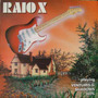 Raio X Lp Casa Do Sol Nascente-1989 Playing Ventures/shadows