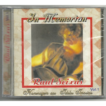 Cd-raul Seixas - In Memorian Vol 1 - Novo E Lacrado