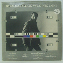 Lp Ian Anderson - Walk Into Light1983 - Chrysalis