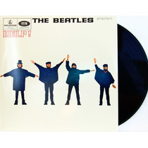 Lp Vinil The Beatles Help Novo 180g Importado