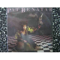 Pat Benatar Lp Vinil Tropico 1984 Made In Uk