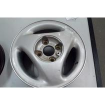 01 Roda Nova De Alumínio Corsa - R13 - Original Gm 93232381