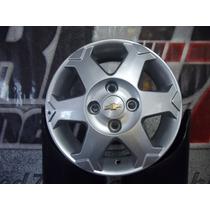 Jogo Rodas 13 Original Chevrolet Celta Corsa Furação 4x100
