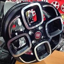 Jogo Roda Fiat Uno Sporting Aro 14 - Furação 4x98 - Kr R60