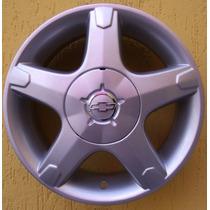 Roda 14 Prisma Prata Original Gm -celta-corsa-prisma-monza +