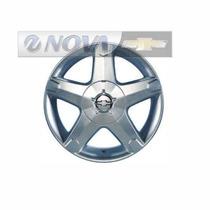 Roda Liga Leve Aluminio Aro Raios F. Corsa Wagon 1997 A 2003