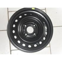 Roda Nissan Livina Aro 15 De Ferro Valor 130,00
