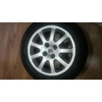 Roda Peugeot 307 Com Pneu, H