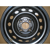 Roda De Ferro Ford Aro 14 Original