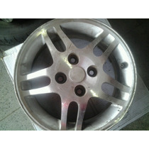 Roda Aro 14 Scorro S 137 4x108 Diamantada Com Prata
