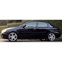 Rodas Aro 15 Gm Vectra +pneus Corsa Celta Astra Montana Onix