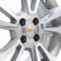 Roda Aro 15 Onix/ Prisma Prata Diamantada Corsa Celta Monza