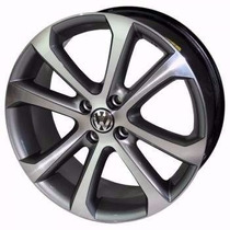 Roda 17 Kr R10 Vw Gol Power / Aro 17 / 4 Furos.