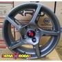 Rodas Réplica Ferrari Aro 15 4 Furos