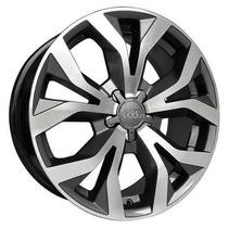 Roda Aro 15 Audi Rs6 4x100 Grafite Diamantada - R35 Krmai