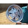Fusca Roda Aro 15 Fumagalli 5x205 Estrela Tala Fina Ou Larga