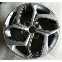 Roda Avulsa Alumínio Liga Leve Citroen C3 Aro 15