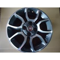 4 Roda 15 Fiat Uno Way Sporting Palio Siena Idea Brava Stilo