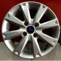 Roda Ford New Fiesta Aro 15 (original)