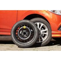 Estepe Fino Honda Civic Aro 15 5 X 114 Com Pneu