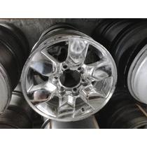 Roda Cromada Toyota Hilux Srv R15