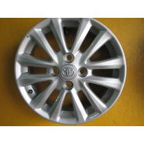Rodas Toyota Etios Aro 15 Originais R$1350,00 As 4 Sem Pneus