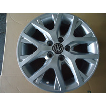 Roda Avulsa Aro 15 Cross Fox Motion 2013 Original Volkswagen