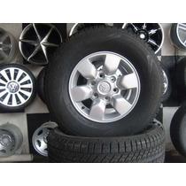 5 Rodas Hilux Sr-v Aro 15 Originais De Alumínio R$290 Cada