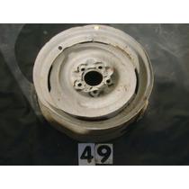 Vendo 1 Roda P/ Carro Antigo, Medida 16 X 4.5 Peça Boa