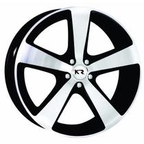 Roda K27 Aro 15 4x108 Bd Ford New Fiesta Ka Focus Ecosport