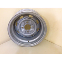 Roda Mexicana Fusca Brasilia Tala 8 Aro 15 4x130 Nova