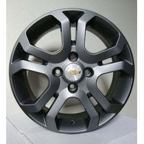 Jogo De Roda 13 Kr R4 Volks Fiat Chevrolet Honda Renault