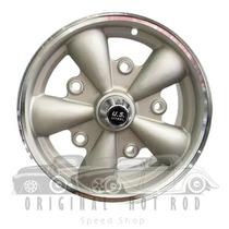 Roda Fusca Kombi Us Wheel Five 5 Spoke Aro 15x5,5 5x205 Empi