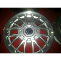 Roda Aro 15 Tsw Kayalami Prata Peugeot Ford Citroen Jg