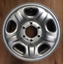 Roda De Ferro Chevrolet S10 Aro 16