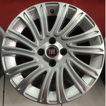 Roda Fiat Gran Siena Aro 16 (original)