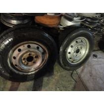 Roda Ducato Aro 16 R$280,00 Com Pneu Frisado 205 70 16