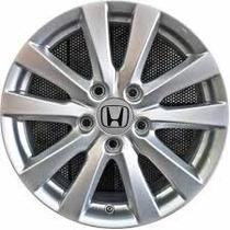 Rodas Originais De New Civic Lxs 2012/13 Aro 16 ( Jogo )