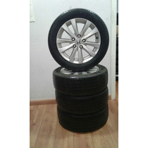 Roda New Civic 2014 Pneu Michelin H