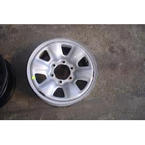 Roda Hilux Aro 16 Semi Nova Original Toyota Prata