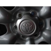 Rodas Ferro Original De Toyota Hilux Sr Aro 16 ( O Jogo )