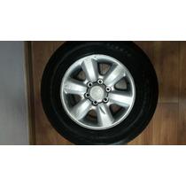 Roda Toyota Hilux Com Pneu