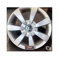 Roda Original New Beetle Com Pneu Novo